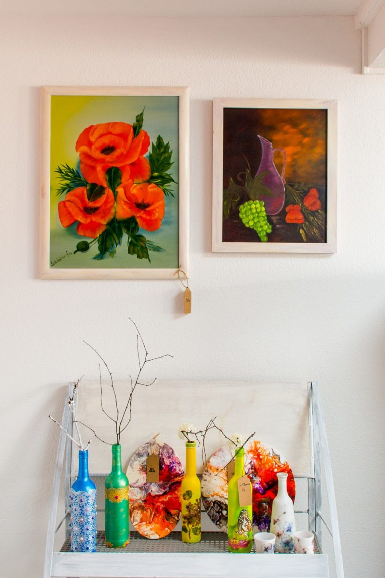 Atelier Sandra Münster 1